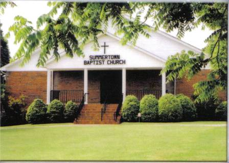 Summertown Baptist Church